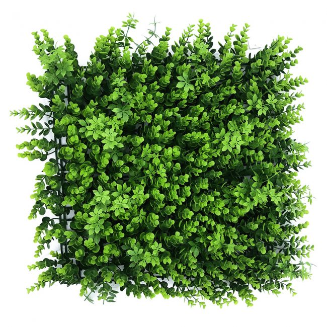 Lush Green Vertical Plants Wall Panel - ZD-50