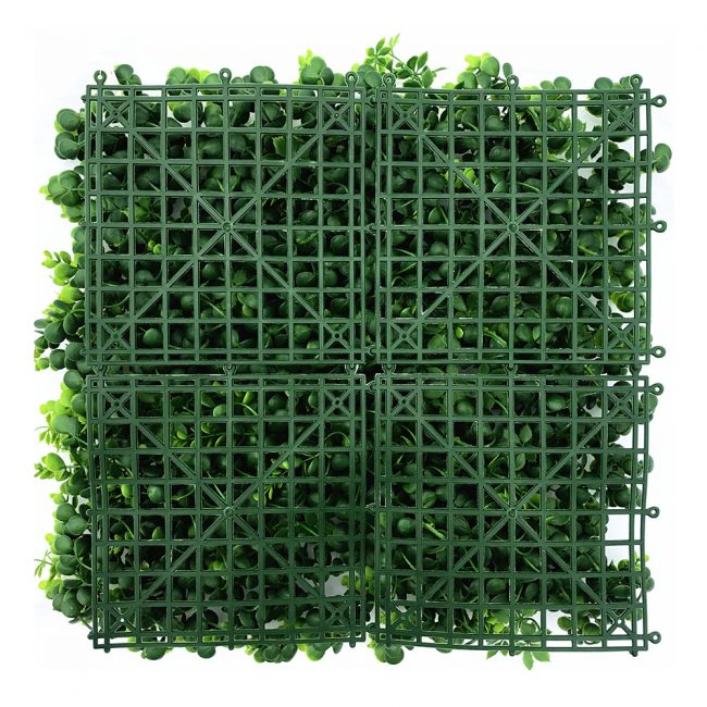 Lush Green Vertical Plants Wall Panel – ZD-50